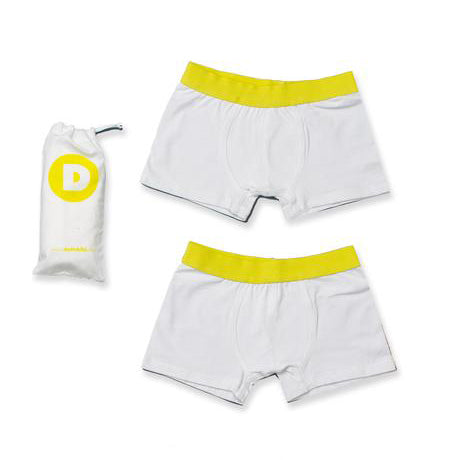 boxer white blanc kids fashion confy