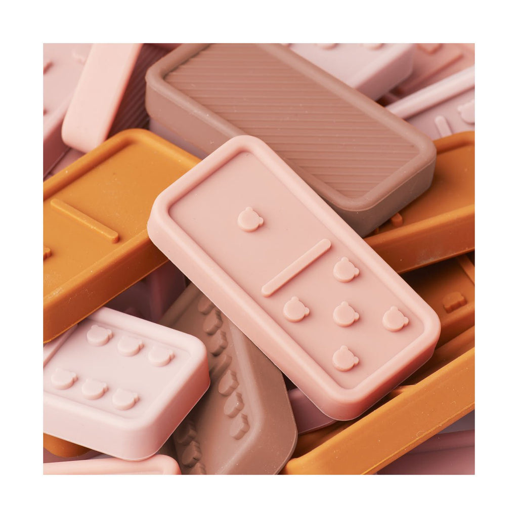 Dominos DODO silicone - Rose mix