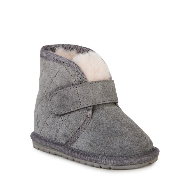EMU_australia_boots_baby_warm_botte_hiver_winter_AW19_fashion_kidsstore_quebec_lesptitsmosus_wool_laine_charcoal_3
