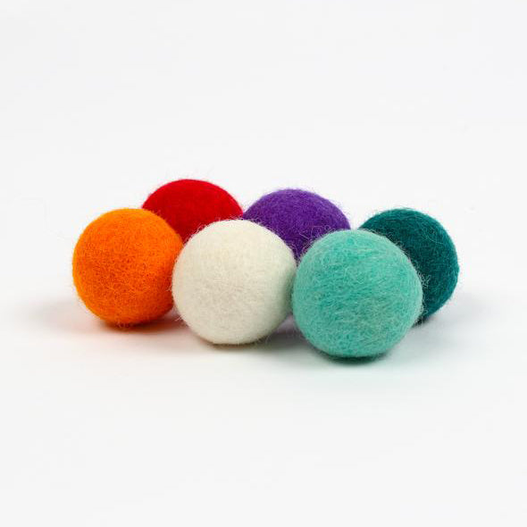 Recharge pompons- Multicolore