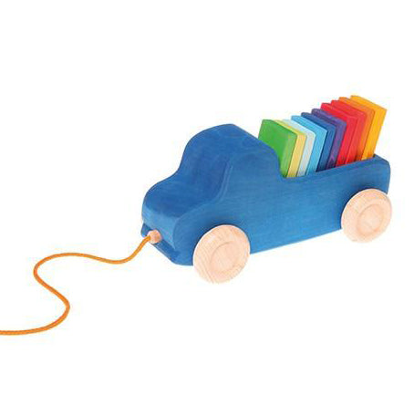 grimm's-camion_blue_truck_car_voiture_bleu_wood_woodentoys_toys_kids_playtime