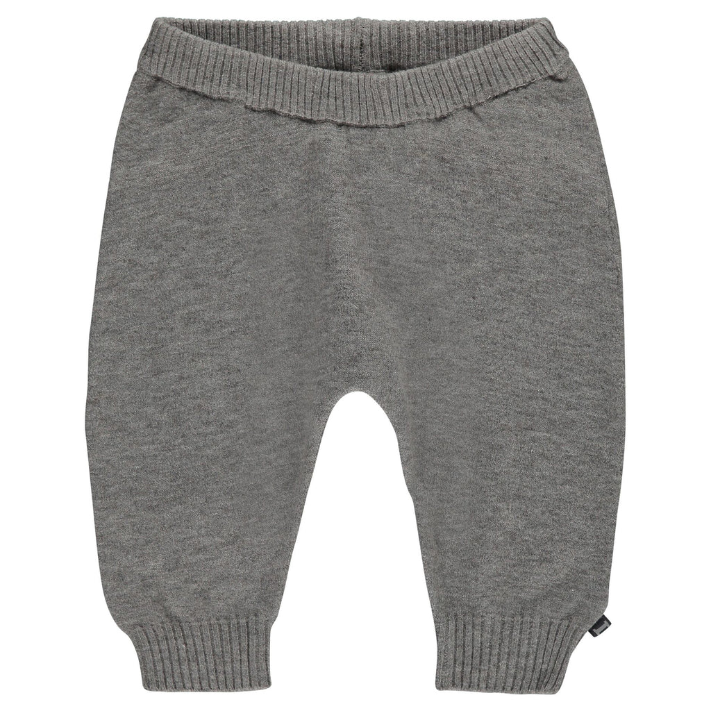 pantalon _ rib_bord_côte_laine_wool_knit_tricot_unisex_fashion_mode_baby_grey
