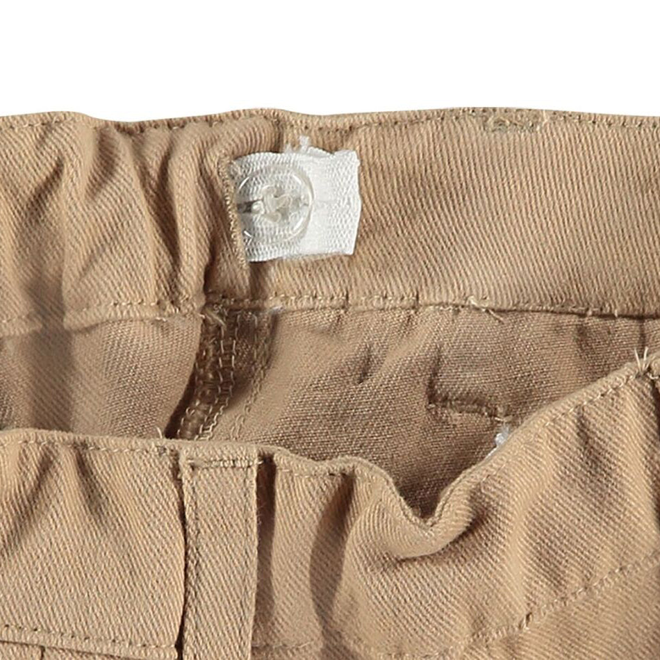 Pantalon chic ajustable - Beige (1377161543703)