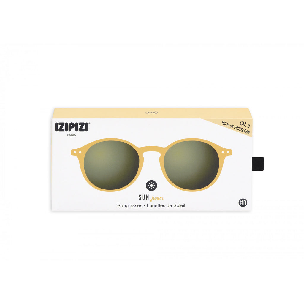 Lunette de soleil #D (5-10 ans) - Yellow Honey
