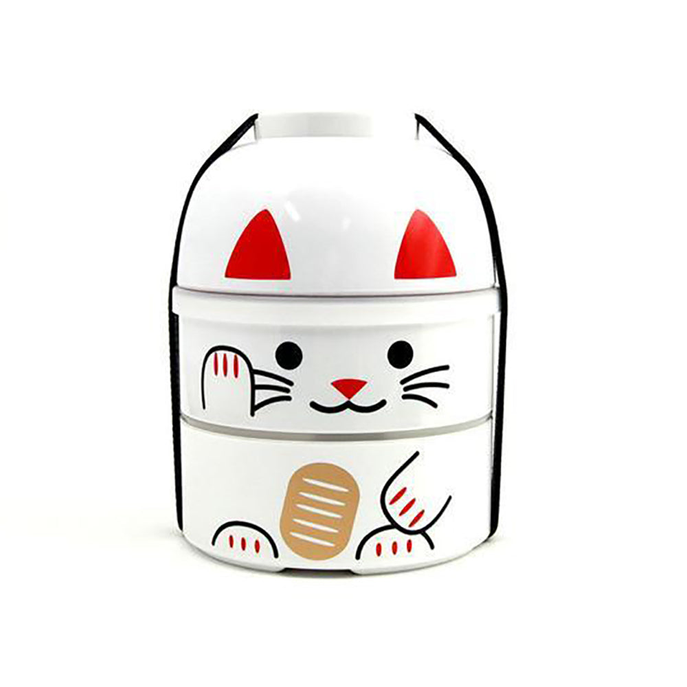 Joli Bento_bento box_boîte a lunch_lunch box_chat_kids_cool