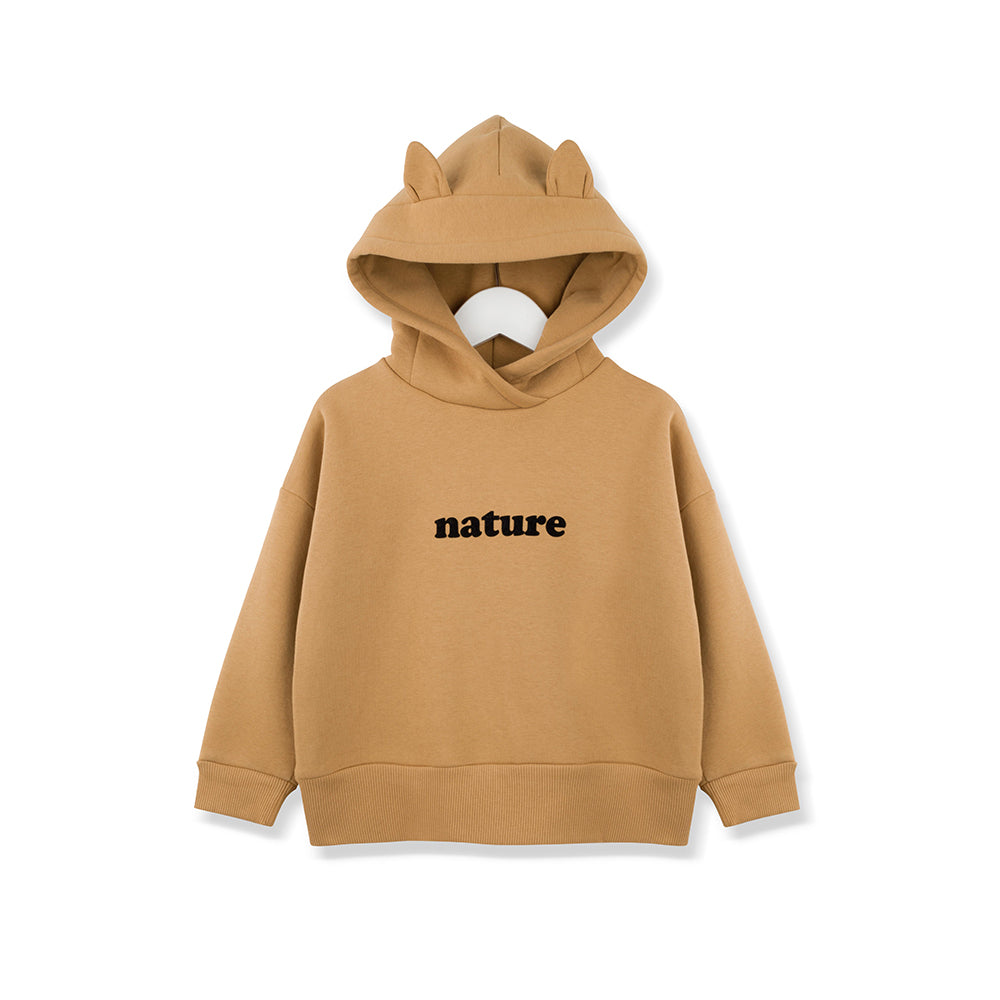 Kidsonthemoon_AW19_hiver_winter_fashion_tendance_mode_kids_enfant_quebec_top_chandail_sweatshirt_ocre_brown_nature_pull_hoodie