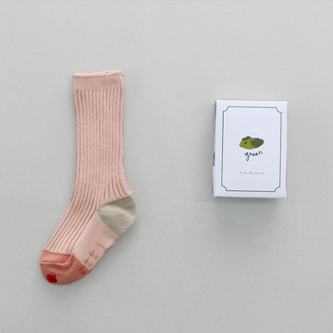 Chaussettes hautes antidérapantes - Green (3959408754711)