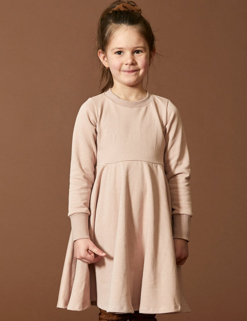 Robe Licorne - Blush