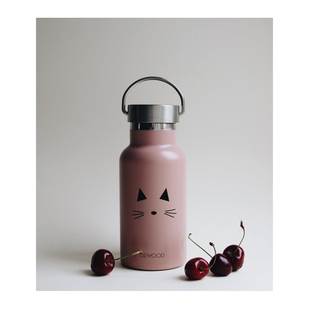 Liewood_water-bottle_eau_bouteille_kids_store_quebec_lesptitsmosus_lunch_cat-rose