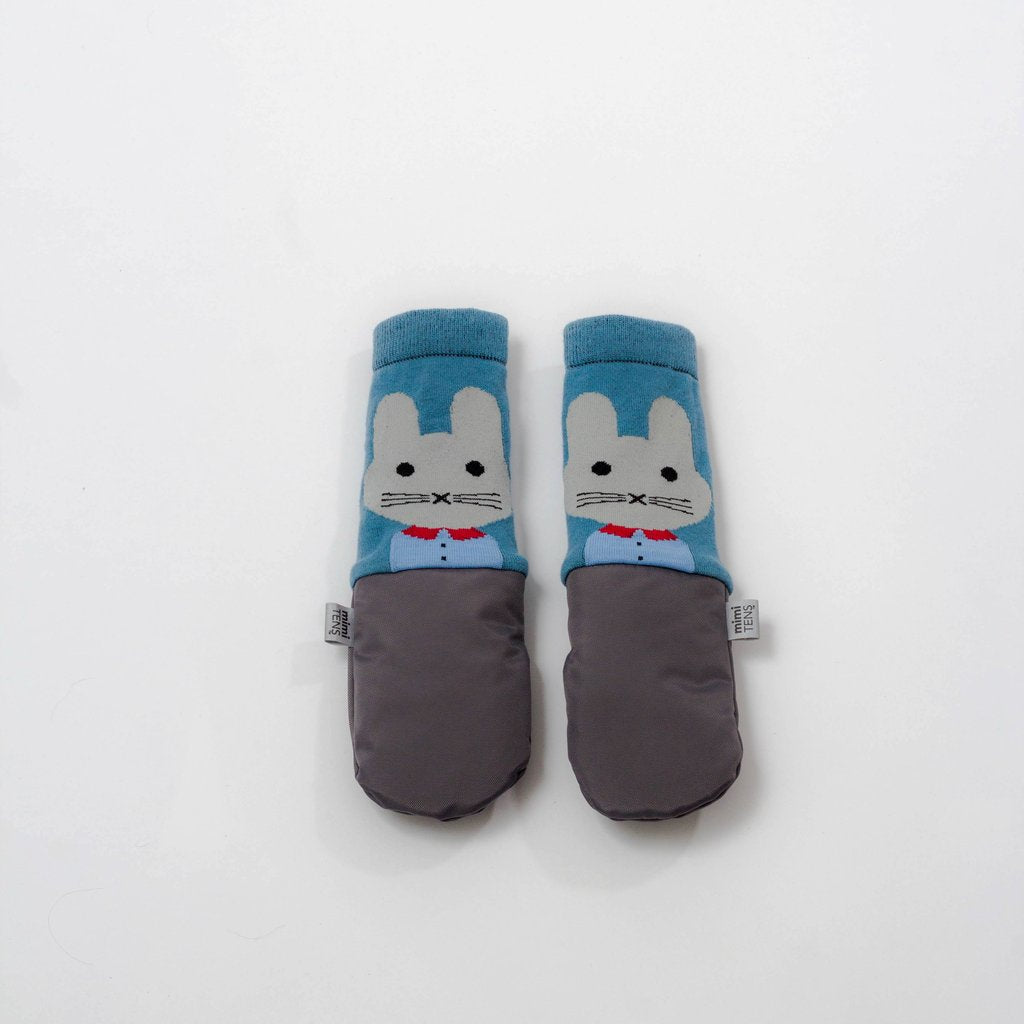 Mimitens_mitaines_imperméables_waterproof_lapin_winter_hiver_snow_neige_kids_enfants_mits_gray