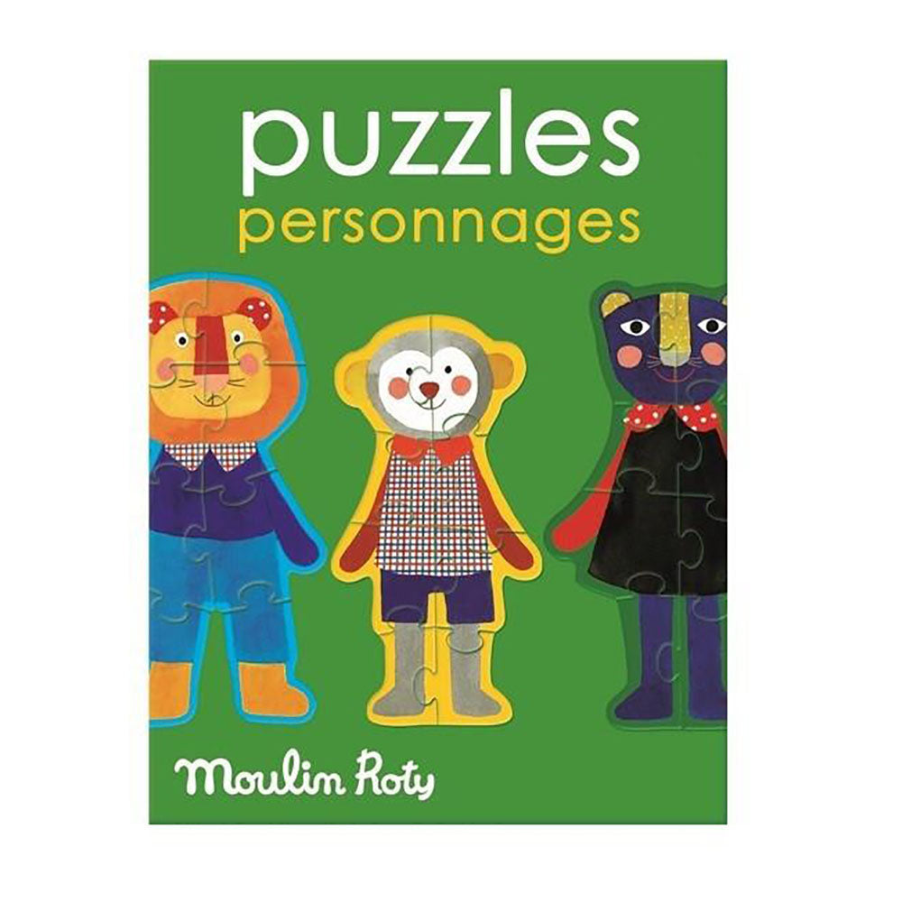 Moulin Roty casse-tête puzzle kids baby