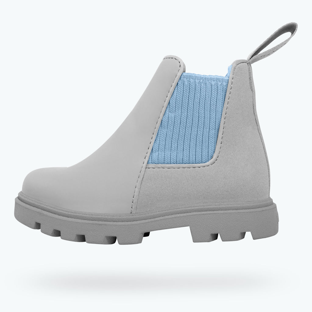 Bottine Kensington - Gris (3951095611415)
