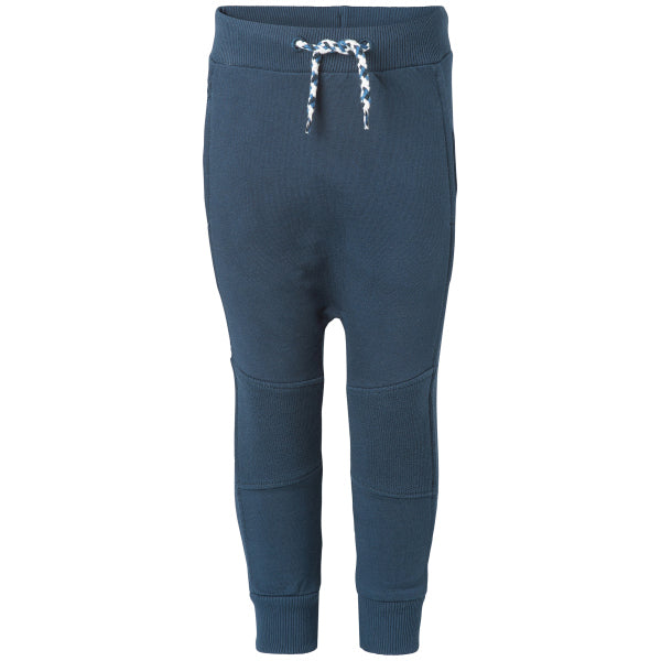 pantalons pants bleu blue cordon jogging baggy