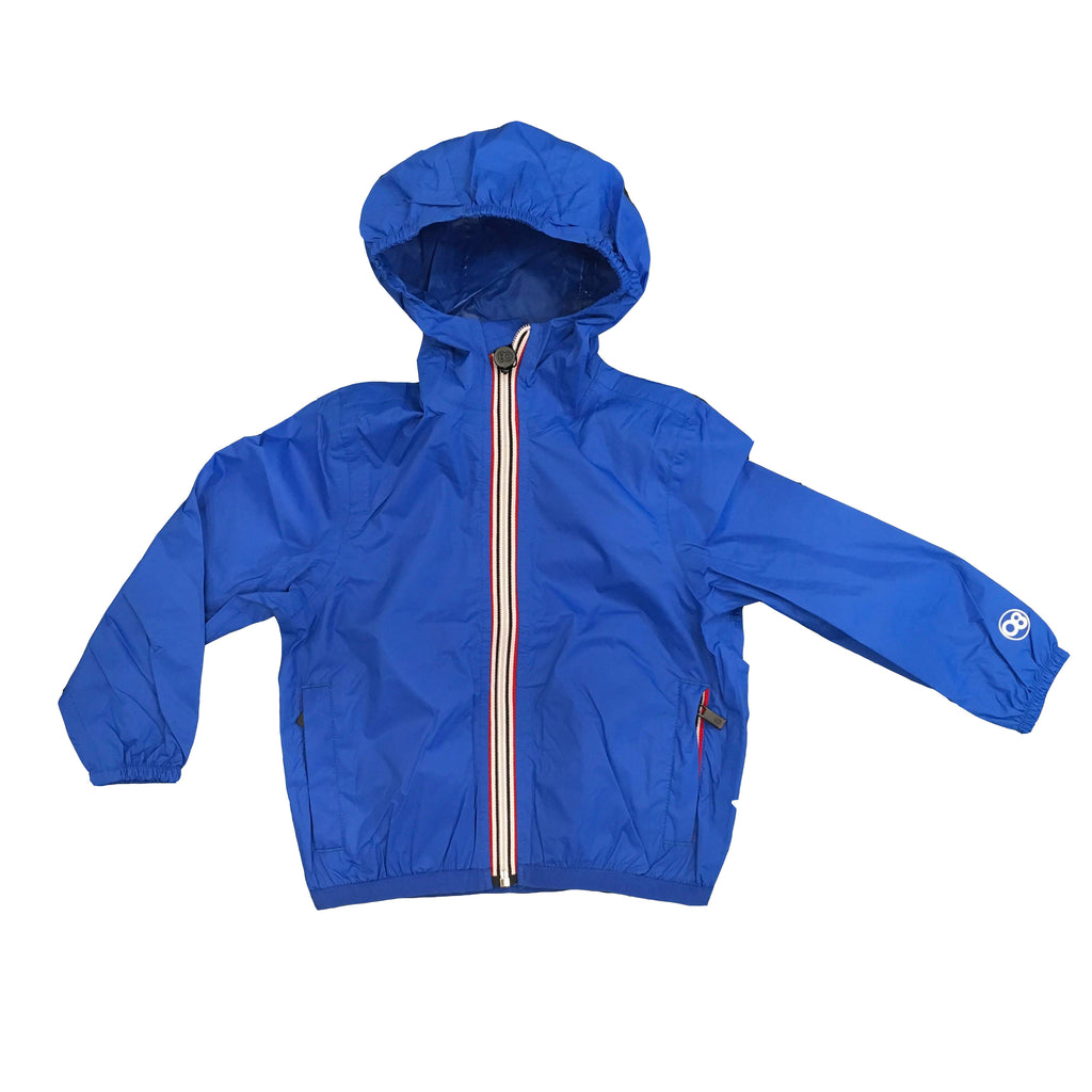 Impermeable waterproof jacket manteau coupe-vent enfant empaquetable (602590707735)