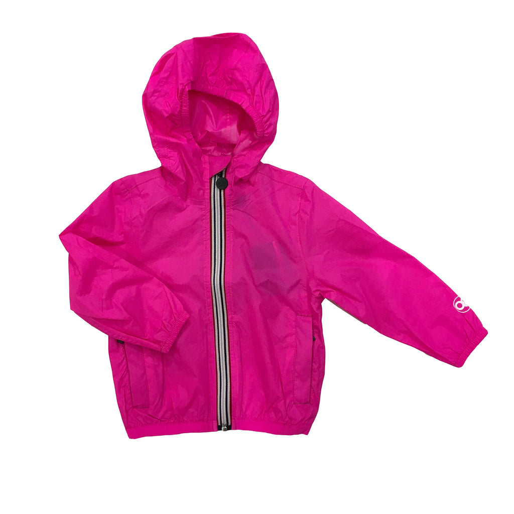 Impermeable waterproof jacket manteau coupe-vent enfant empaquetable
