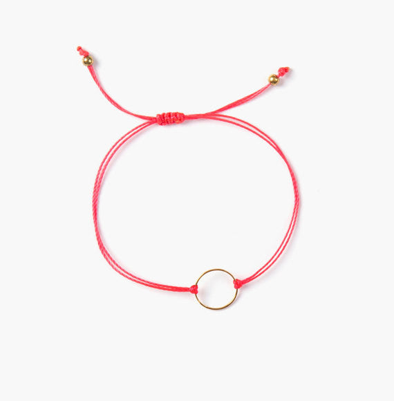 Bracelet ajustable MARILOU - Or (6 couleurs)