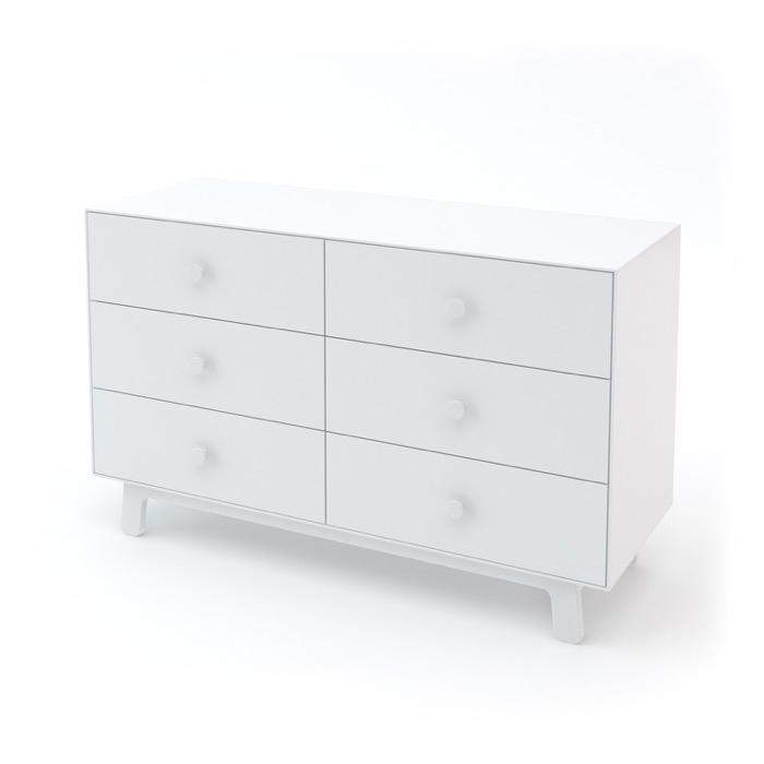 Commodes 6 tiroirs MERLIN - White