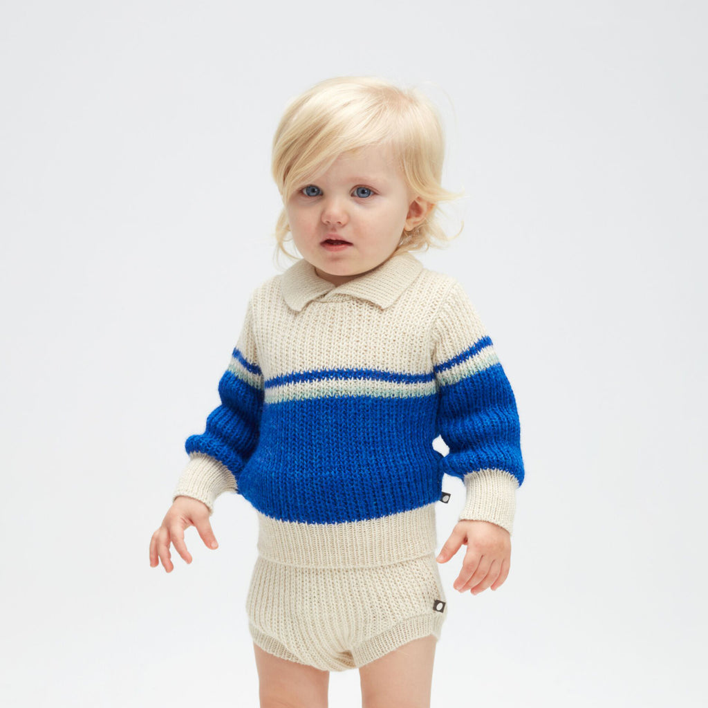 Oeuf_AW19-20_winter_collection_hiver_knit_tricot_highbrand_quebec_lesptitsmosus_kidssstore_babystore_clothing_fashion_trendy_modeenfant_sweater)ski_blue