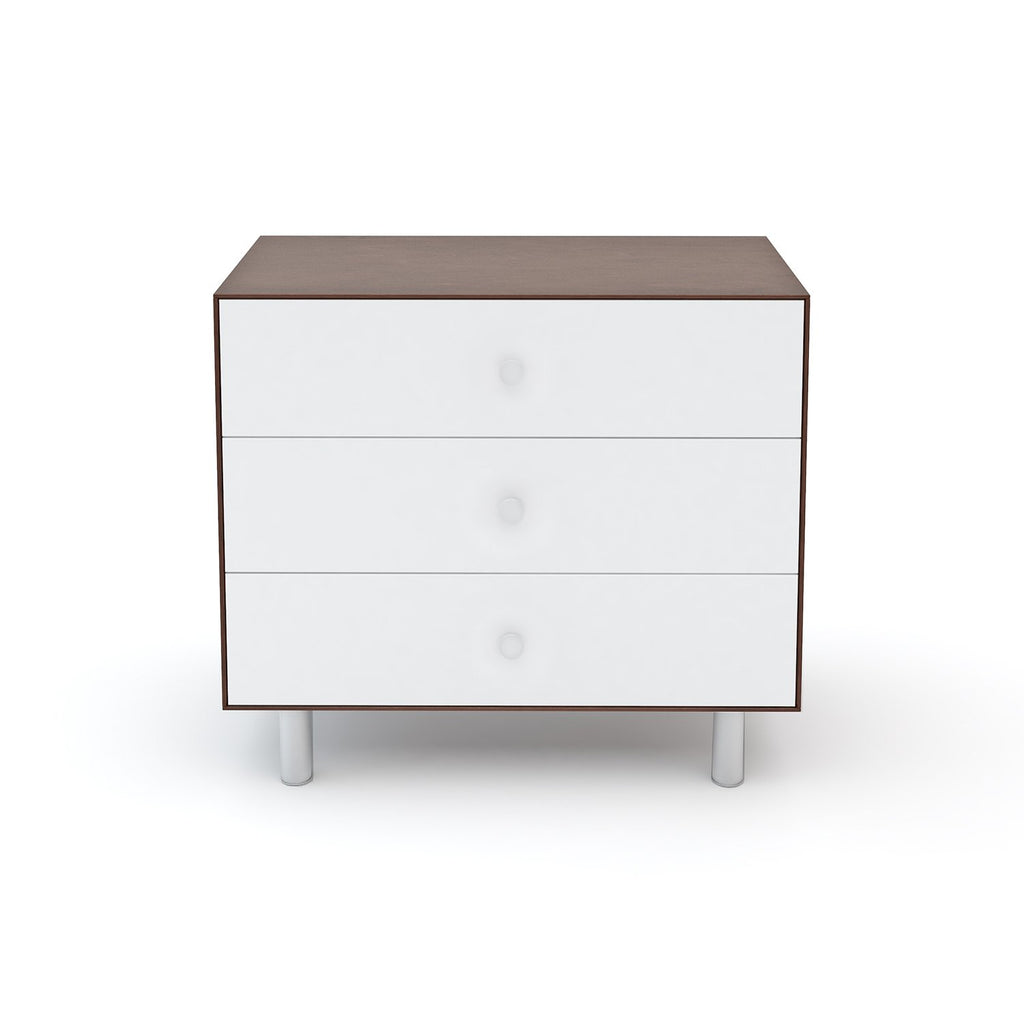 Commode 3 tiroirs MERLIN - Walnut