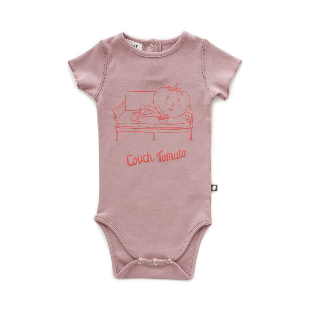 Cache-couche fille en pima coton : Rose - Oeuf be good (4367562768407)