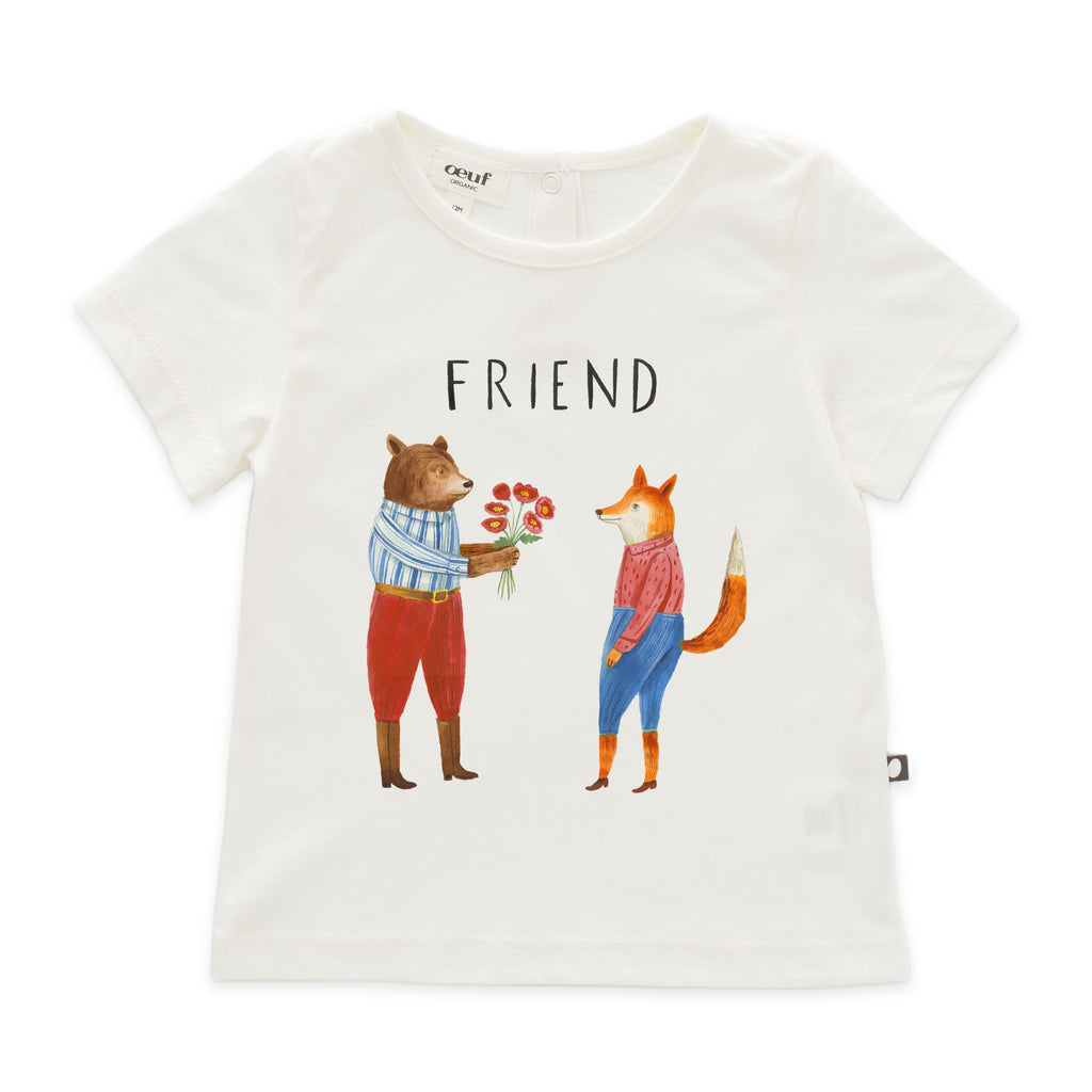 T-shirt pima coton - Friends