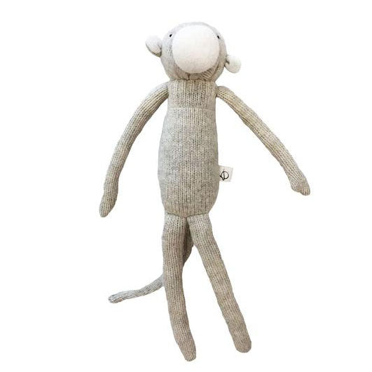 Singe_monkey_handmade_faitmain_quebec_madeinquebec_recycled_wool_laine_recyclée_friends_ami