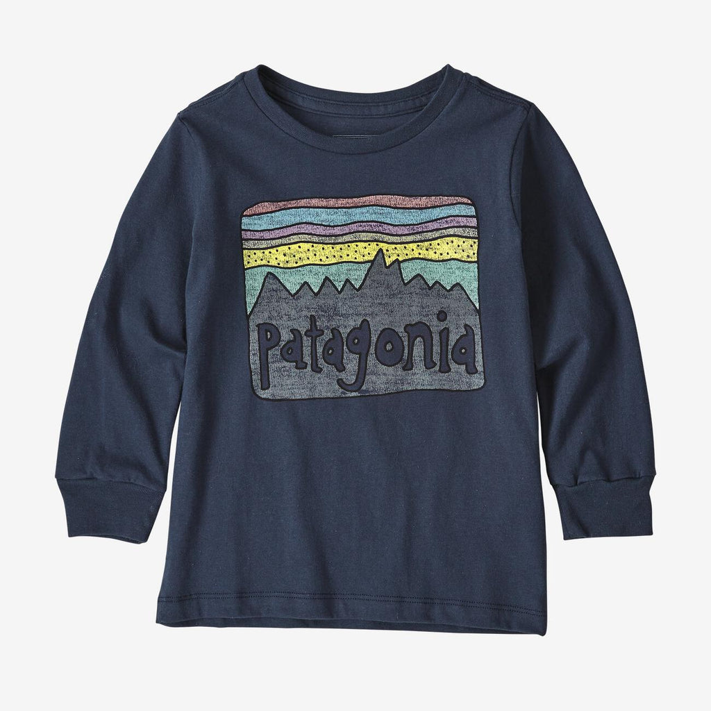 Chandail coton BIO Patagonia - New navy