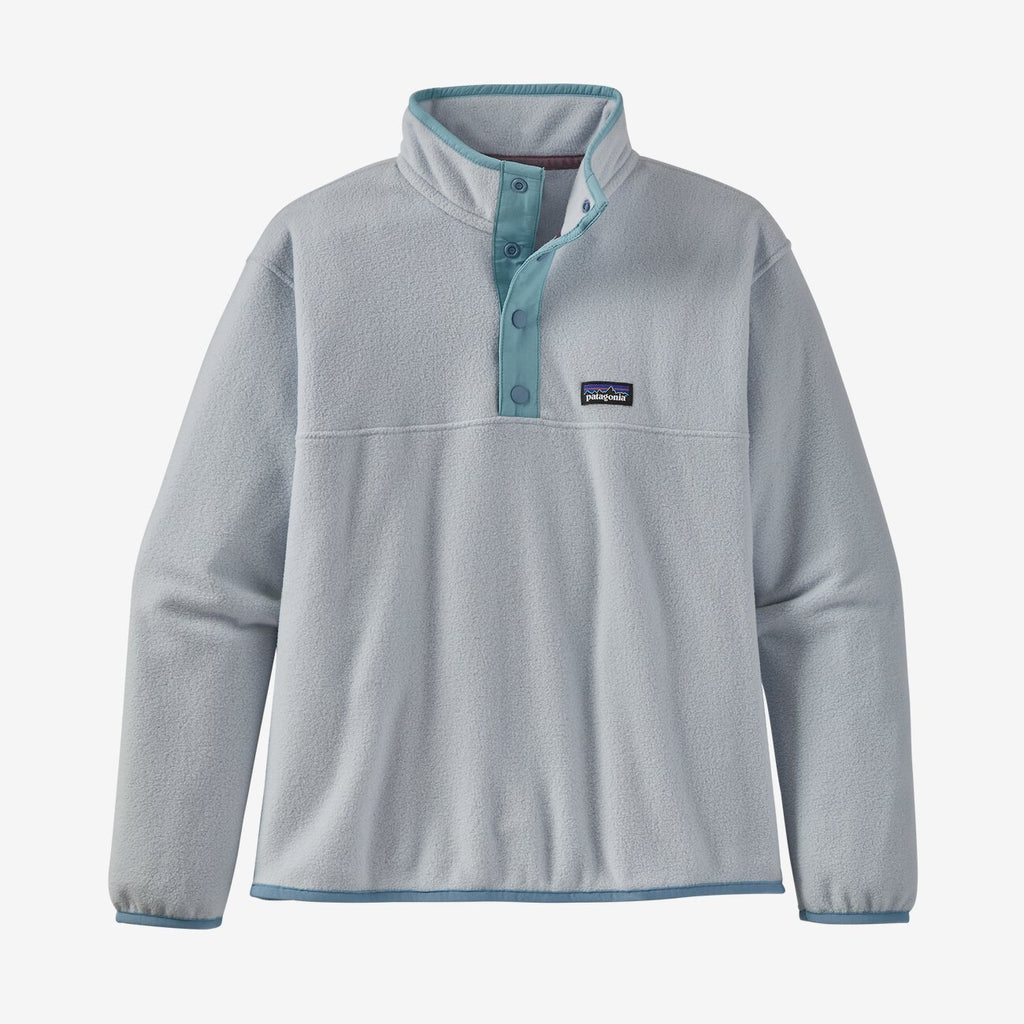 Patagonia enfant Pull junior micro D recyclé - Ice blue