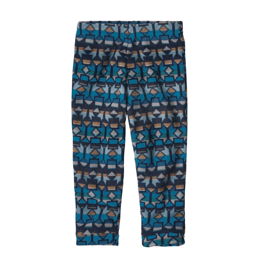 Pantalon polar - Balkan blue