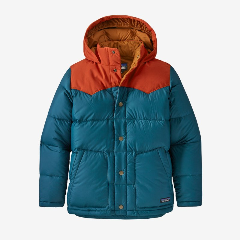 Manteau d'hiver Junior Bivy - Crater Blue