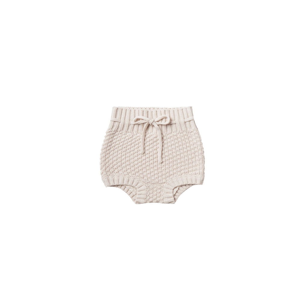 Bloomer tricot torsadé BIO - Pebble