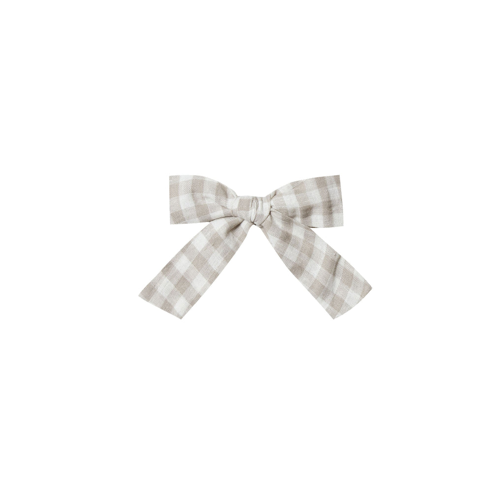 RC_AW20_winter_collection_fashion_trendy_coolkids_quebec_LPM_bow_hair_accessory_accessoire_cheveux_girl_bow_big_gingham