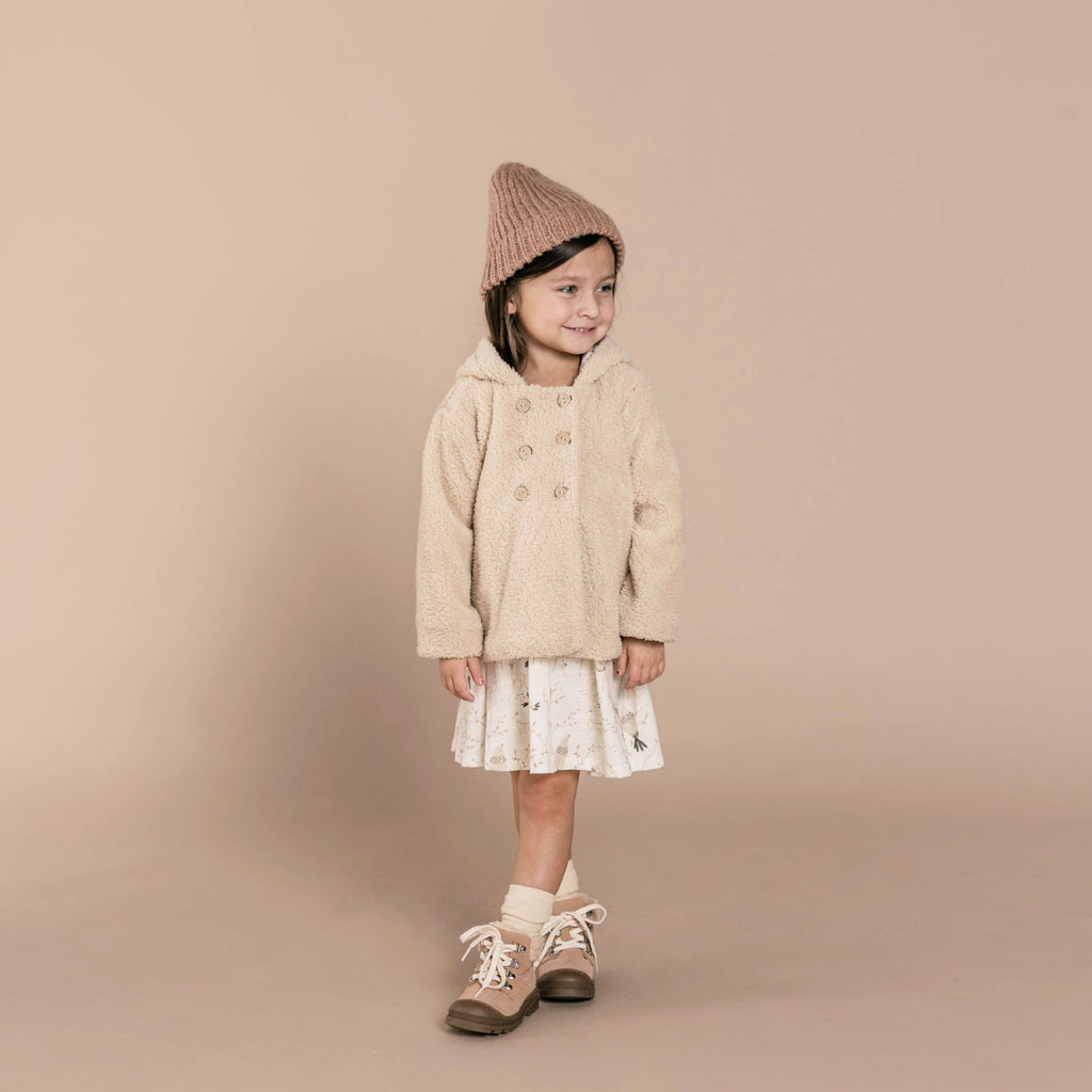 RC_AW20_winter_collection_fashion_trendy_coolkids_quebec_LPM_double_breast_coat_fluffy_sheep_mouton_fleece_wheat