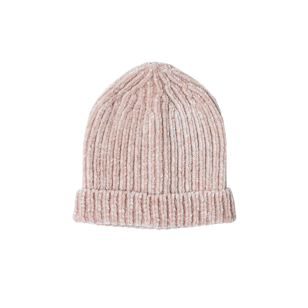 beanie_tuque_hat_chenille_petal_rose_pink_cute_fashion