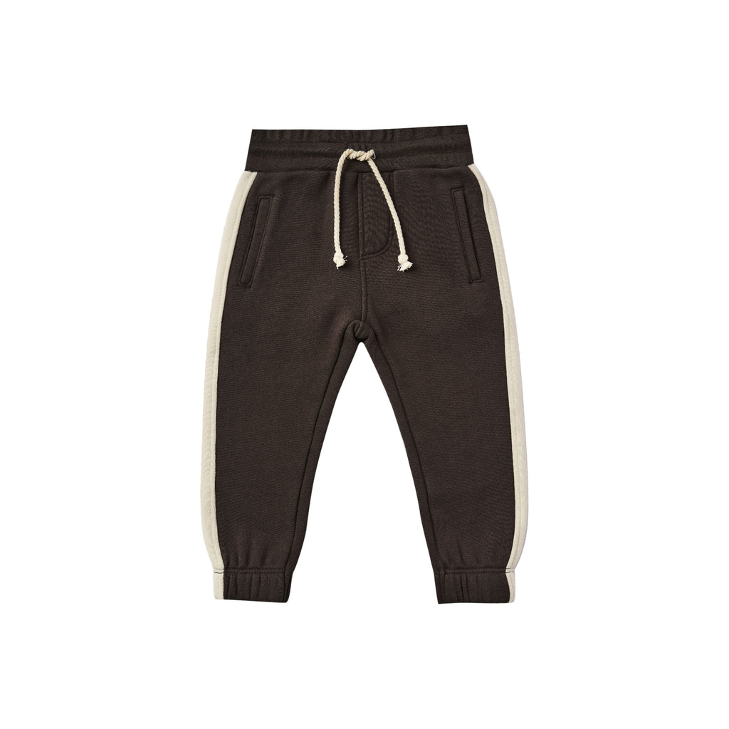 Pantalon jogging retro - Vintage black