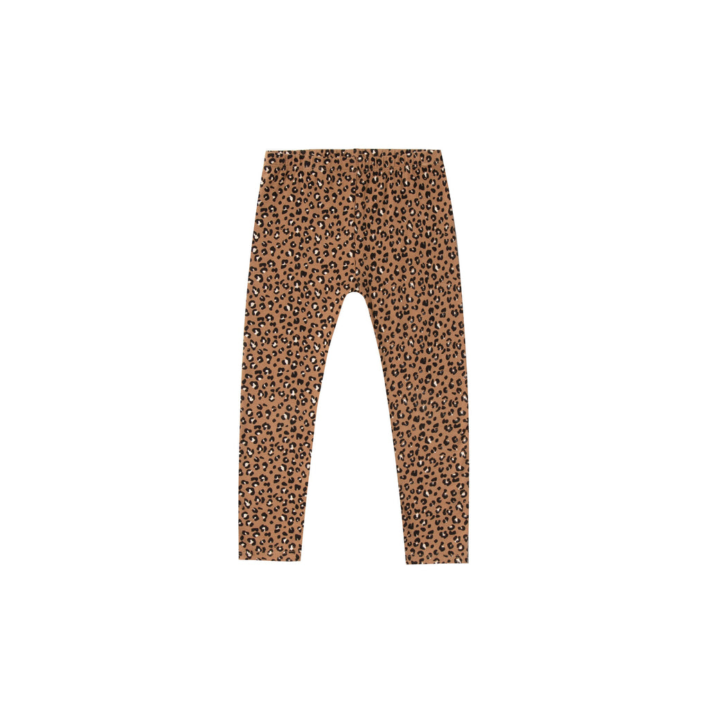 Legging enfant : Cheetah bronze - Rylee & Cru (4379352268823)