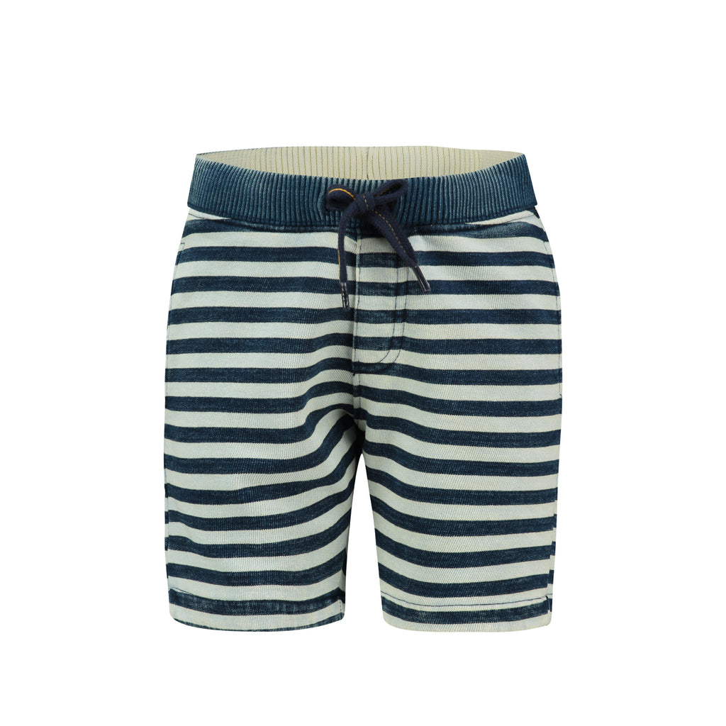 Short garçon Milford jogging : Rayures - Noppies (4377300992023)