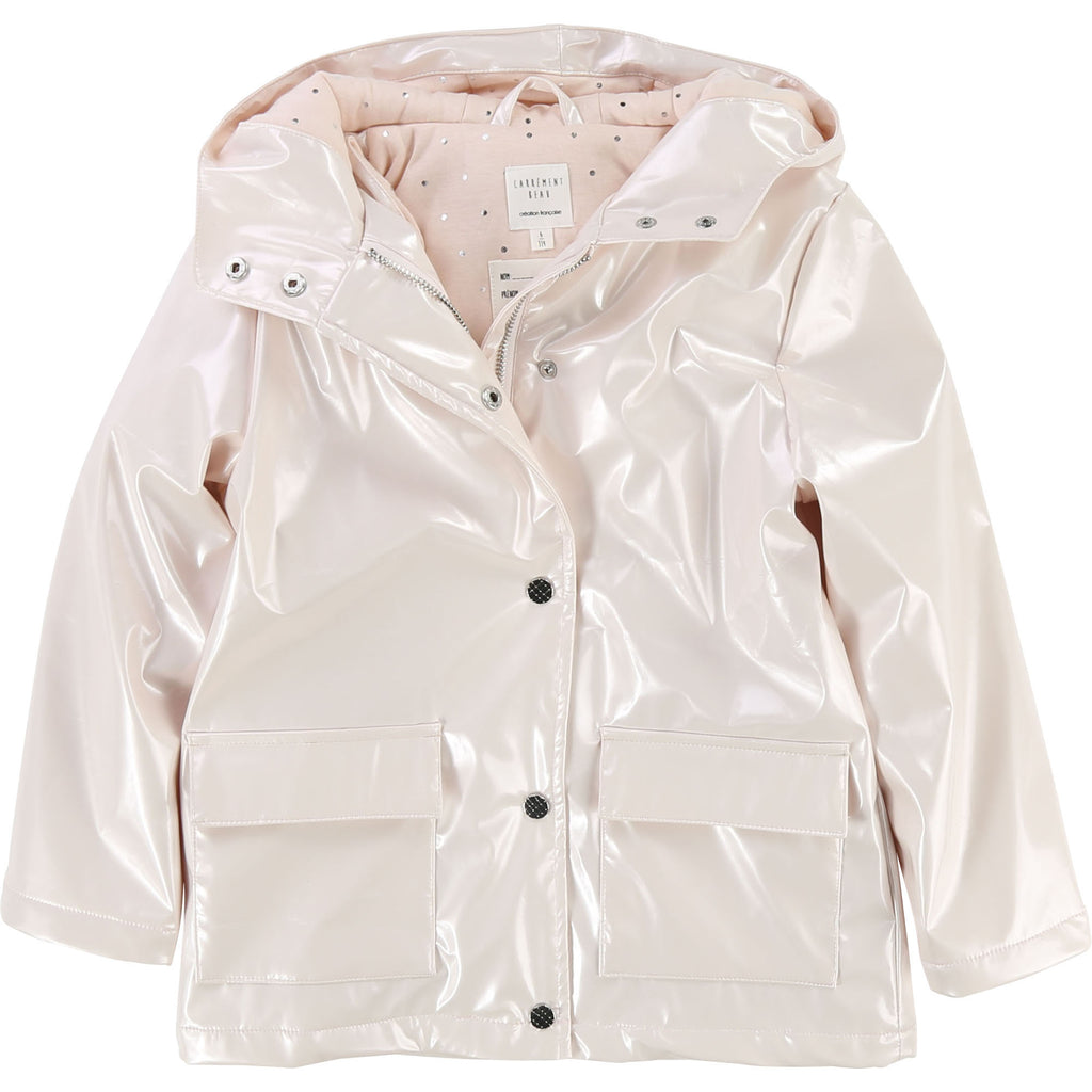 manteau raincoat coat girl fashion cire cold spring fall clothing
