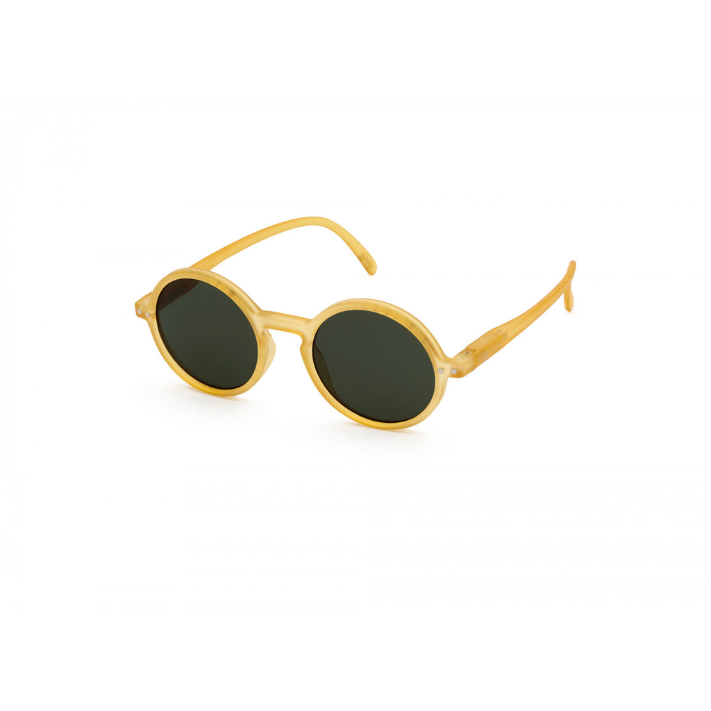 Lunette de soleil #G (5-10 ans) - Yellow honey