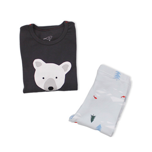 kokacharm_pyjama_soft_fashion_AW19_quebec_lesptitsmosus_night_sleeping_polarbear_4