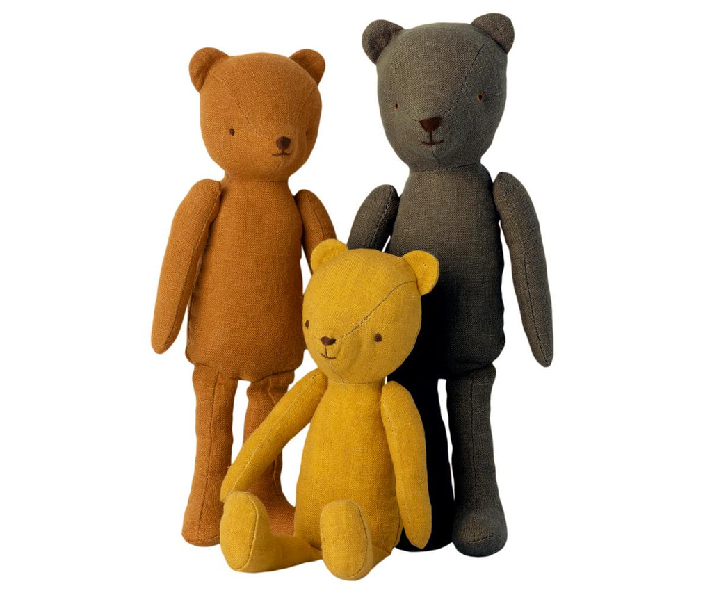 Peluche lin Teddy - Junior