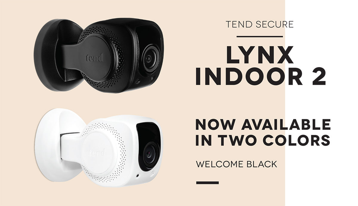 Tend Secure Lynx Indoor 2 Black