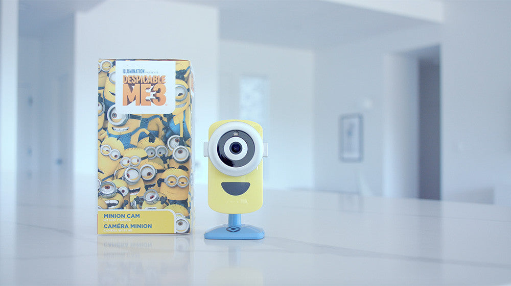 Minion Camera App : Support for minion camera tend insights