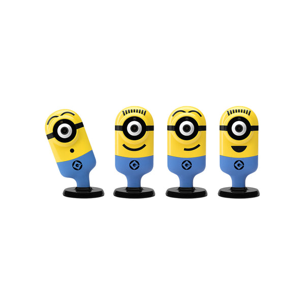 Despicable Me 3 Flexi Cam - 4 pack