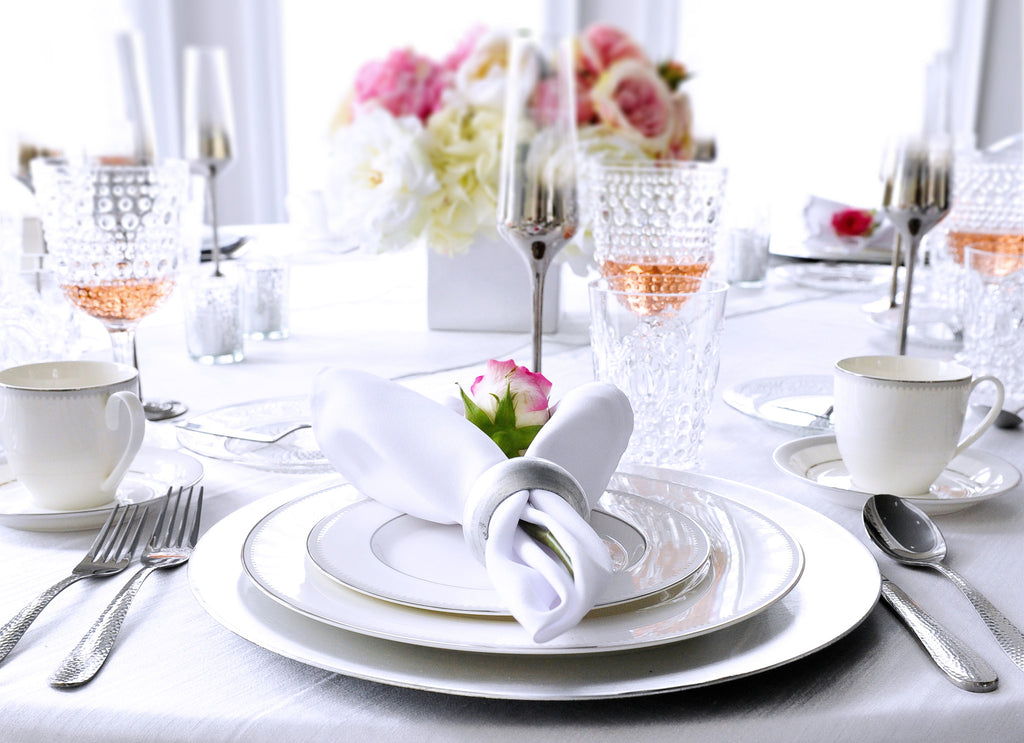 3 Items Every Styled Dinner Table Needs