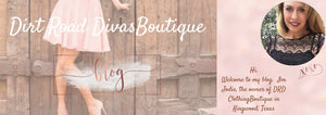 Wait a second...Where is Dirt Road Divas Boutique?