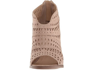 Not Rated Groove Thang Sandal in Cream - Rural Haze