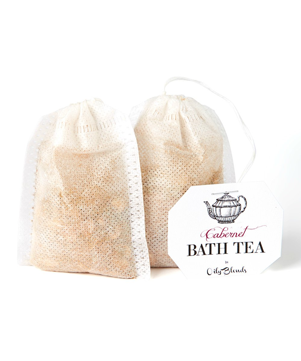 Bath Tea - Twin Set