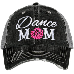 Dance Mom Pom Pom Hat