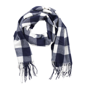 Buffalo Check Plaid Scarves - 4 Colors,Scarves - Dirt Road Divas Boutique